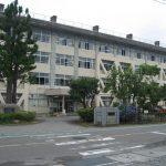 中条中学校(周辺)