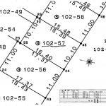 測量図面拡大図
